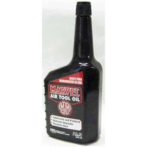 MARVEL AIR TOOL OIL - 32OZ.
