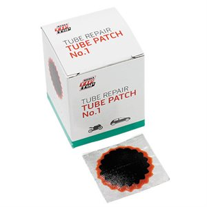 1-1/2IN ROUND TUBE PATCHES