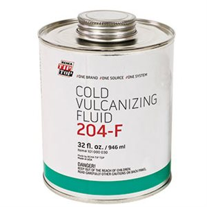 204 COLD VULC FLAMMABLE 32OZ