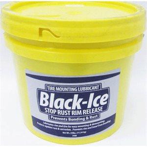 BLACK-ICE M/DM TIRE LUBE 25LB.