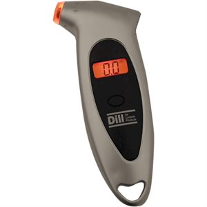 BACK-LIT DIGITAL TIRE GAUGE