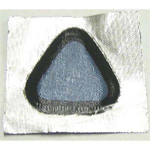 BLUE TRIANGLE PATCH 200/PK