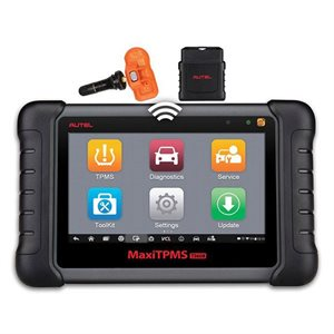 COMPLETE TPMS & ALL SYSTEM SERVICE TABLET TOOL