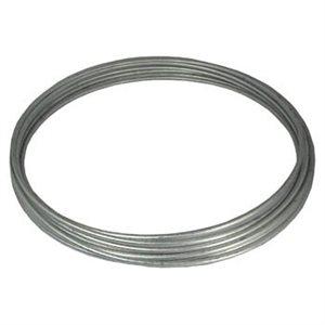 ZINC 3/16 X 25 BRAKE LINE COIL
