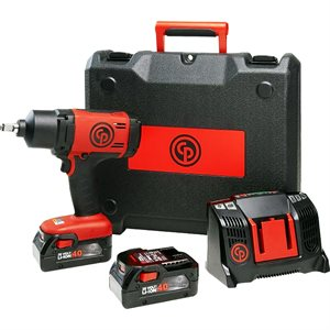 """1/2"""" DRIVE CORDLESS IMPACT WRENCHWITH KIT"""