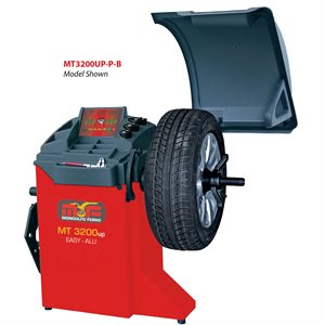 MT3200UP-PLUS Digital Wheel Balancer With 2 Plane Data Entry