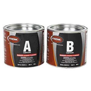 A & B COMPOUND 2LB. SET
